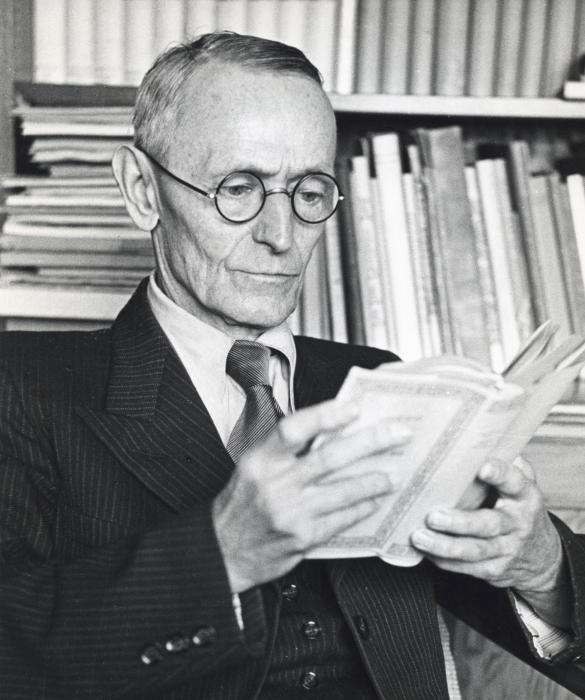 ჰესე ჰერმან, Hesse Hermann, Гессе Герман