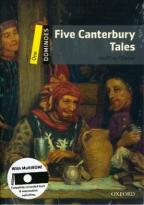 Five Canterbury Tales (Dominoes One) +CD