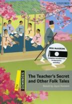 The Teacher's Secret and Other Folk Tales (Dominoes One) +CD