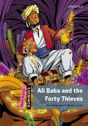 Ali Baba and the Forty Thieves (Dominoes Starter) +CD