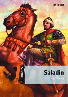 Saladin (Stage - Two) +CD