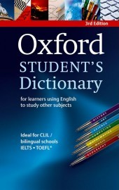 Oxford Students Dictionary (3th edition) +CD