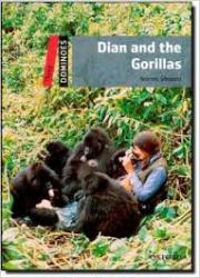 Dian and the Gorillas (Dominoes, Level 3) +CD