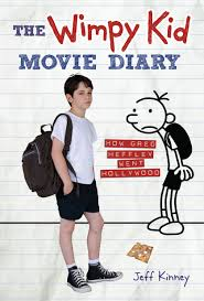 The wimpy Kid Movie Dairy