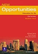 New Opportunities - Elementary