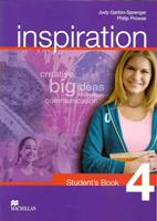 Inspiration 4 students book; (Book + Workbook)