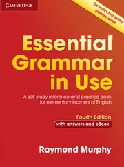 Essential Grammar in Use Elementary (fourth edition)