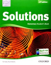 Solutions - Elementary (2nd edition)