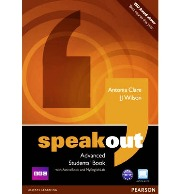 Speakout (Book+Workbook) - Advanced