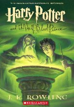 Harry Potter and the Half-Blood Prince #6