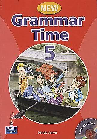 New Grammar Time 5