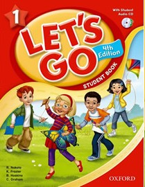 lets go #1 (student book + workbook) - 4th edition