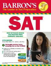 SAT - Barrons the leader on test preparation - 27th Edition
