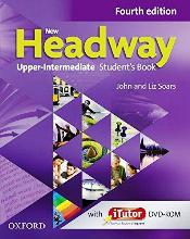 New Headway: Upper-Intermediate (4th Edition +CD)