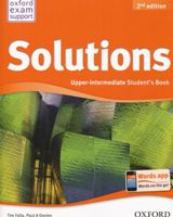 Solutions - upper-intermediate (2nd edition)
