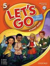 Lets Go #5 (Student book + Workbook) - 4th edition