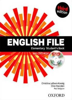 English File (Elementary) - Third Edition (student book+workbook+CD)
