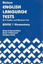 Nelson english Language Tests - Book 1 Elementary