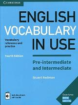 English Vocabulary in Use Pre-intermediate & Intermediate (fourth  Edition)