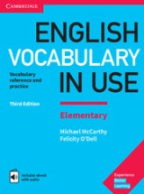 English vocabulary in use - elementary (third edition)