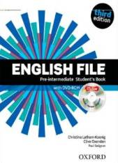 English File - Pre-Intermediate - Third Edition