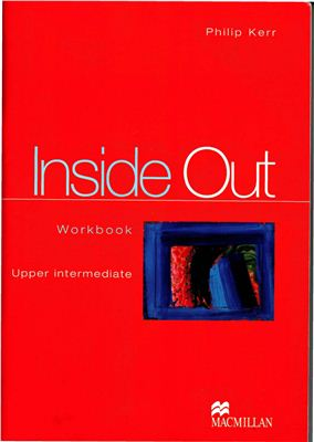Inside out upper intermediate (book+workbook+CD)