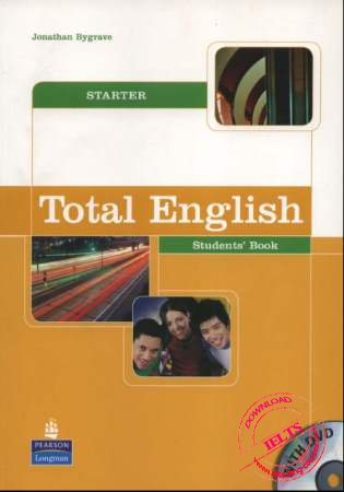 Total english - starter (Book+Workbook+CD)