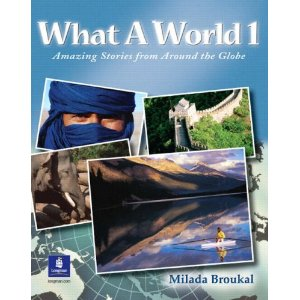 What A World 1 (+CD)