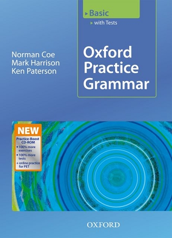 oxford practice grammar - basic (+CD)