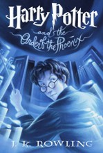 Harry Potter and the Order of the Phoenix #5