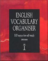 English Vocabulary Organiser: 100 Topics for Self-Study