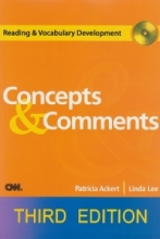 Concepts & Comments 4 (+CD) (third edition)