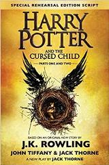 Harry Potter and the Cursed Child (parts one and two) #8