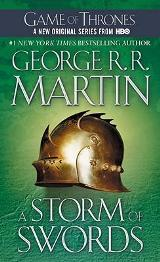 A STORM OF SWORDS (BOOK 3