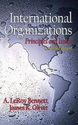 International Organizations : Principles and Issues