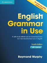 English Grammar in Use 4th Edition + CD