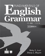 ინგლისური - Betty Schrampfer Azar  - English Grammar (Fourth Edition) +CD