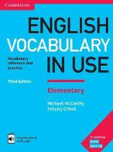 English Vocabulary in Use Elementary (Third Edition) +CD