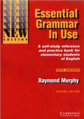 Essential Grammar in Use - Elementary (second edition)