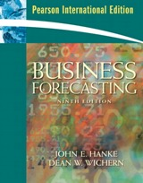 Business Forecasting: International Edition