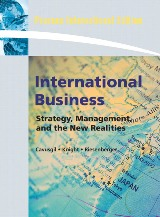 International Business:Strategy, Management, and the New Realities