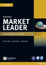 Market Leader - Elementary (3rd) (Cours Book+Workbook)