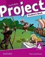 Project 4 (Student's Book + Workbook+CD) (Fourth Edition)