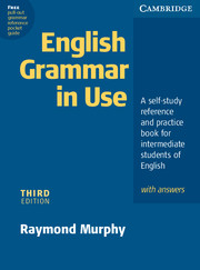 English Grammar in Use - Intermediate (3rd Edition)