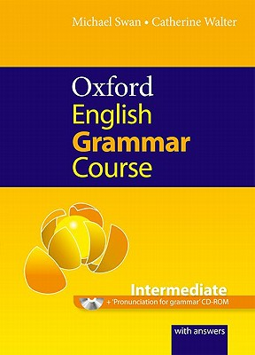 Oxford English Grammar Course - Intermediate + CD