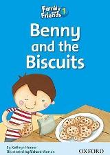 Benny and the biscuits - level 1