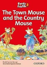 The town mouse and the country mouse - level 2