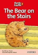 The bear on the stairs - level 2
