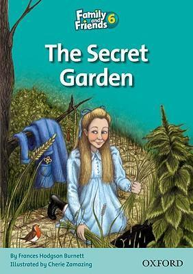 The secret Garden - level 6