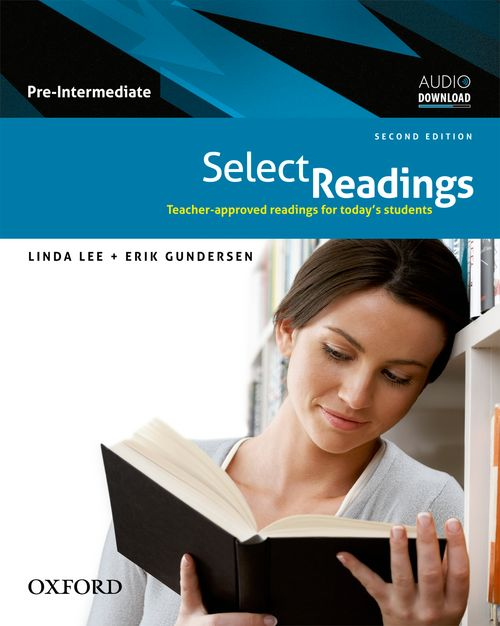 select readings - Pre Intermediate